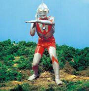Ultraman Pose
