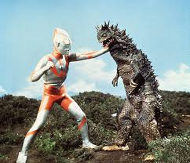 Ultraman Taro Monsters Image - Bemlar v Ultra...