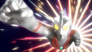Ace's rise in Superior Ultraman 8 Brothers