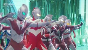 UltramanPowered,Great,andBarbaraUltras