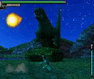 Dinosaur Tank Forest Camouflage Energy Blast
