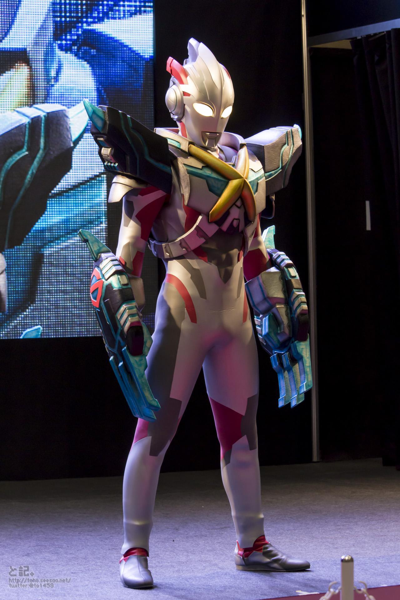 Image Ultraman X Gomora Armor Render 4 Png Ultraman