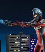 Ultraman Max catches DASH