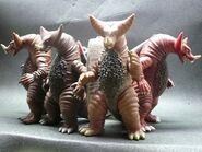Gomora toys