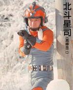 Ultrmn ace Seiji