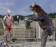 Ultraman gyango ruffian from outerspace 19660925