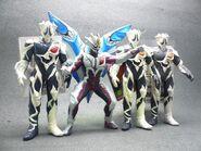 Kyrieloid toys