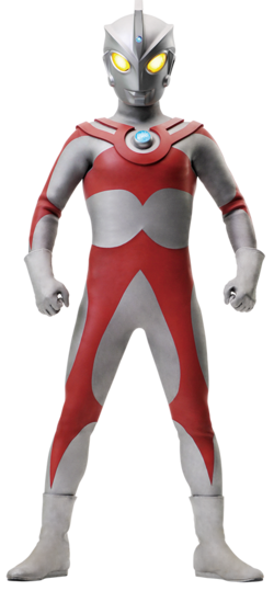 Ultraman Ace data