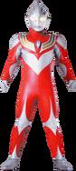 Ultraman Tiga Charecter Power Type