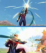 Mach Bullet Attack