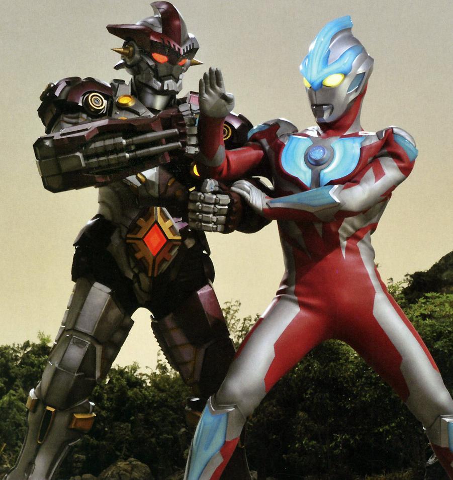 Ultraman Belial Vs Ultraman Zero Jean-nine | Ultraman W...