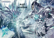 Blast vs Ultraman