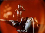 Ultraman & Zoffy in final episode