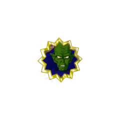For making 250 edits on namekian pages