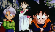 Kid trunks kid goten in 2nd coming