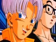 Gohan and Trunks