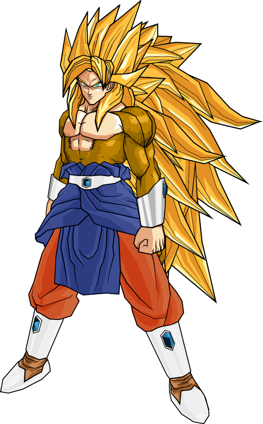 Supreme super saiyan ultra dragon ball wiki fandom - Goku 5 super saiyan ...