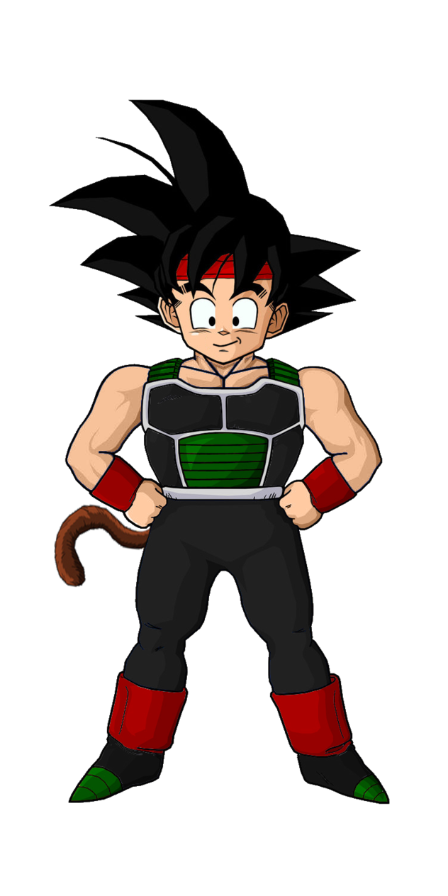 Image - Bardock jr by robbyc7-d34og79.png | Ultra Dragon ...