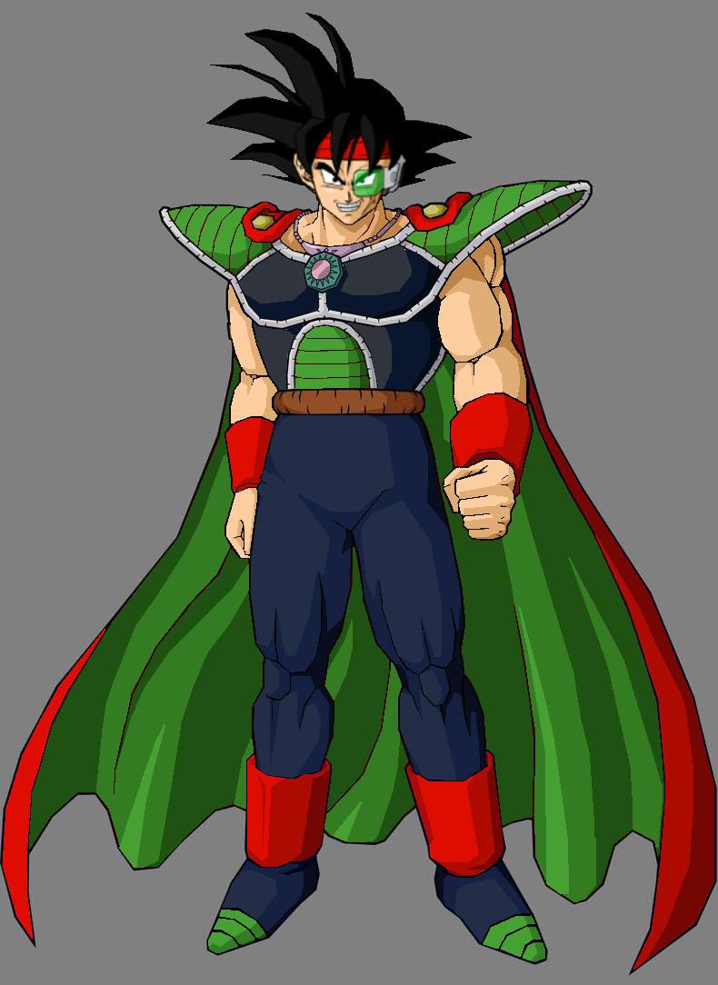 GALLERY: King Vegeta And Bardock Super Sai