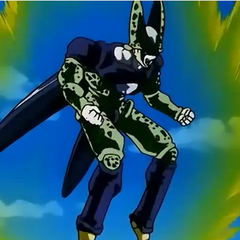 Perfect Cell Powers Up