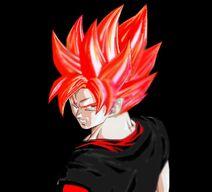 BUDOKAI AF m Evil Goku by pgv
