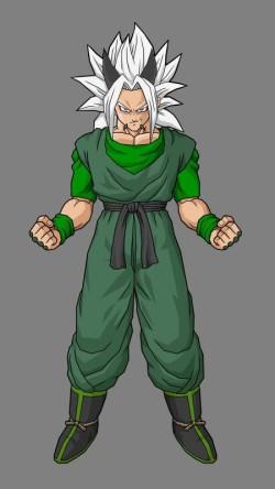 Goku Jr Vs Lord Yao 1080p HD