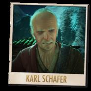 Karl Schafer (U3) multiplayer card