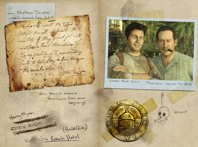 File:Nathan Drake's journal 1.jpg