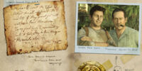 Nathan Drake's journal