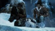 Tenzin and Drake