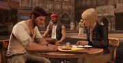 Nate, Rameses and Marlowe in Yemen