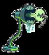 Lamp monster