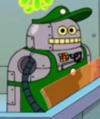 Robot Coffee Cashier