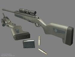 SniperRifle render