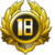 Icon battle rank 18