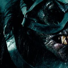 A Lycan in <i>Underworld: Evolution.</i>