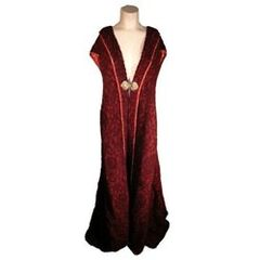 Sonja's screenworn Council robe.