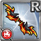 Gear-Fire Bow Icon