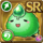 Gear-Big Green Passa Icon