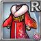 Gear-Red New Year's Kimono Icon