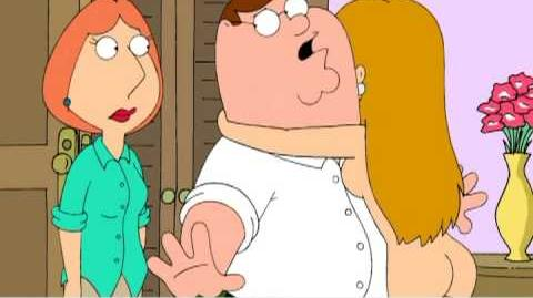 video   family guy   dinner with nudists universe of