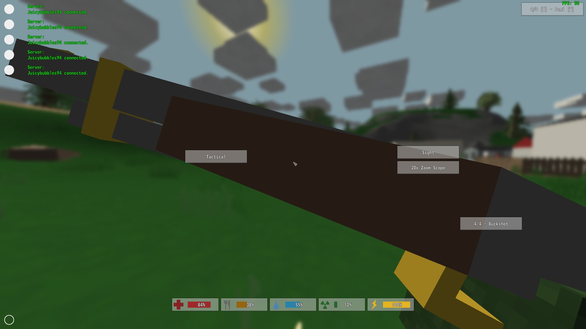 Image - Unturned2 Lever Action (attachment view).jpg Unturned Bunker Wiki Fandom powered by Wikia