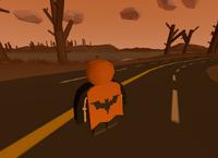 Halloween cape