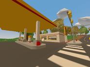 Stratford - gas station