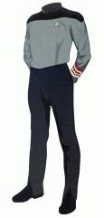 Uniform duty red cadet2