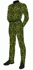 Uniform camo field marshall