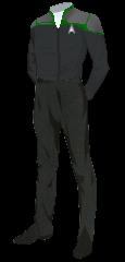 Uniform Cadet Green