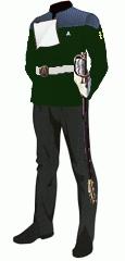 Uniform dress marine sr lt