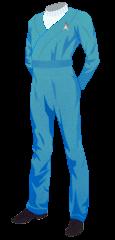 Uniform Utility Blue