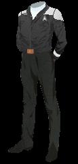 Uniform Jacket White